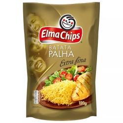 Batata Palha Elma Chips 120gr Extra Fina