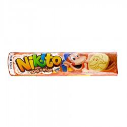 Biscoito Recheado Nikito 135gr Doce de L