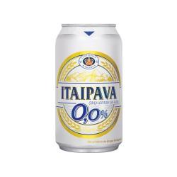 Cerveja Itaipava Lata 350ml 0%Alcool