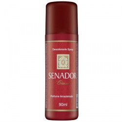 Desodorante Senador Spray 90ml Classic