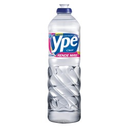 Detergente Ype 500ml Clear