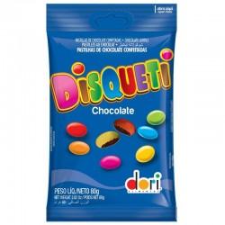 Chocolate Disqueti Dori 80gr