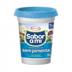 Tempero Sabor Ami 300gr sem Pimenta
