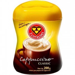 Cappucino 3 Coracoes 200gr Classic