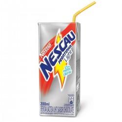 Bebida LActea Nescau Nestle 200ml Light