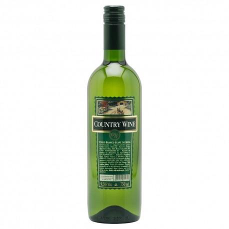Vinho Country Wine 750ml Branco Suave