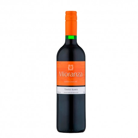 Vinho Mioranza 750ml Tinto Suave