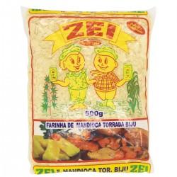 Farinha de Milho Zei Torrada 500gr Biju
