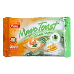 Torrada Marilan Magic Toast 150gr Integr