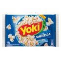 Pipoca Microondas Yoki Popcorn 100Gr Manteiga