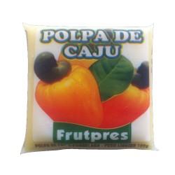 Polpa Frutpres 100gr Caju