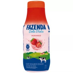Iogurte Light Fazenda 500gr Morango