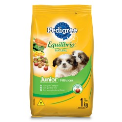 Racao Pedigree Eq Nat 1 Kg Filh