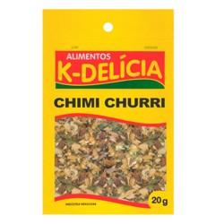 Tempero Chimi Churri K-Delicia 20gr