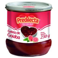 Geleia Predilecta 230gr Goiaba