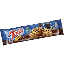 Biscoito Cookies Toddy 150gr Baunilha Go