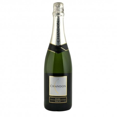 Champagne Chandon 750ml Riche Demi Sec