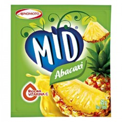 Refresco Mid 25gr Abacaxi