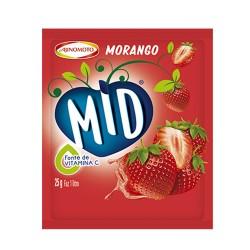 Refresco Mid 25gr Morango