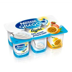 Iogurte Grego Nestle 540gr Light