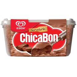 Sorvete Sorveteria Kibon 1,5lt Chicabon