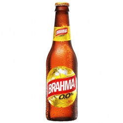 Cerveja Brahma Long Neck 355ml Zero