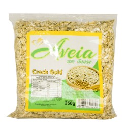 Aveia Crock Gold 250gr Flocos Regulares