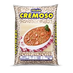 Feijao Cremoso Carioca 2Kg