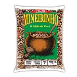 Feijao Mineirinho Carioca 2kg