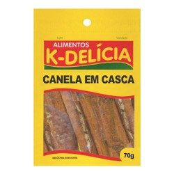 Canela Casca K-Delicia 70gr