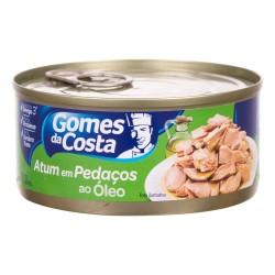 Atum Gomes da Costa 170gr Pedacos em ole