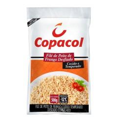 Peito Frango Copacol 400gr Cozido Desfia