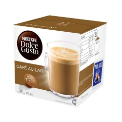 Nescafe Dolce Gusto 160gr Cafe Au Lait