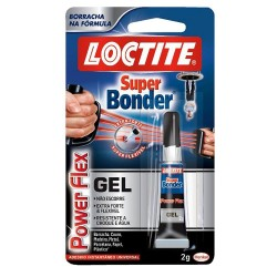 Cola Super Bonder 2gr Power Flex