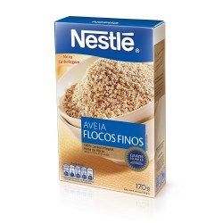 Aveia Nestle 170gr Flocos Finos