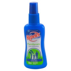 Repelente Repelex Spray 100ml Family Car