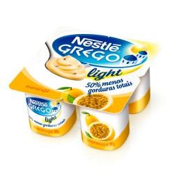 Iogurte Grego Nestle Light 360gr Maracuj