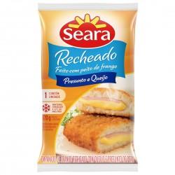 Empanado Seara Recheado Frango 120gr Pre
