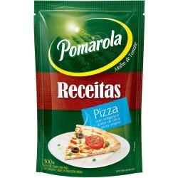 Molho Pomarola Receita Sache 300gr Pizza