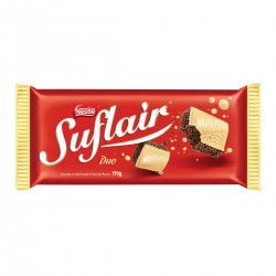 Chocolate Suflair Nestle 110gr Duo