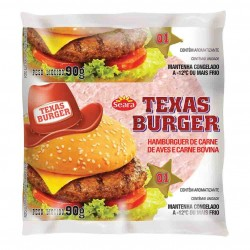 Hamburguer Texas Burger 90gr