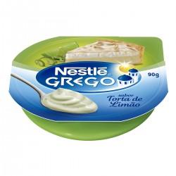 Iogurte Grego Nestle 90g Torta Limao