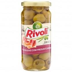 Azeitona Rivoli Recheada Vd 130g Presunt