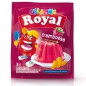 Gelatina Em Pó Royal 25Gr Framboesa