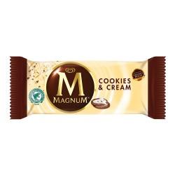 Sorvete Magnum Kibon 77gr Cookies Cream