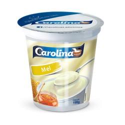 Iogurte Natural Carolina 160gr com Mel