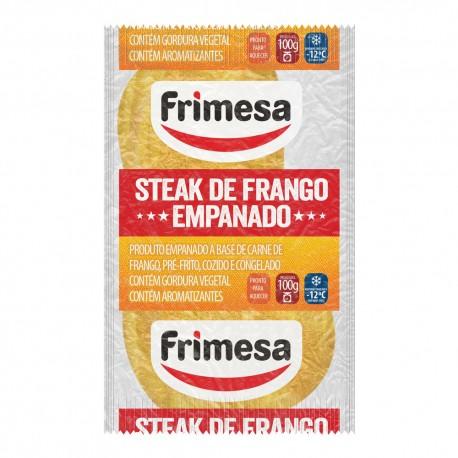 Empanado Frimesa 100gr Steak de Frango
