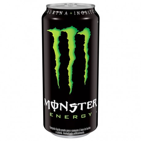 Energetico Monster Green 473ml