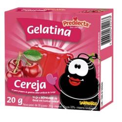 Gelatina Po Predilecta 30gr  Cereja