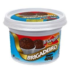 Doce Brigadeiro Triangulo Pote 400gr